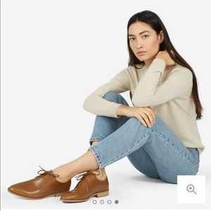 Everlane The Modern Oxford Used WMNS 7